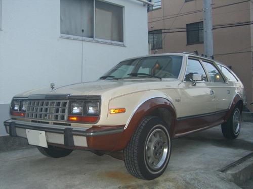 AMC EAGLEWAGON イーグルワゴン 新車 中古車 デソート