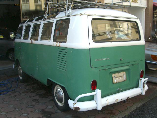 VOLKSWAGEN 21-Window フォルクスワーゲン 21ウィンドウ 新車 中古車 デソート