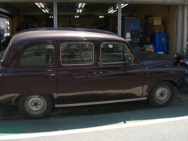 CARBODIES LONDON TAXI カーボディーズ ロンドンタクシー 新車 中古車 デソート