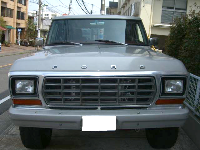 FORD BRONCO フォード ブロンコ 新車 中古車 デソート