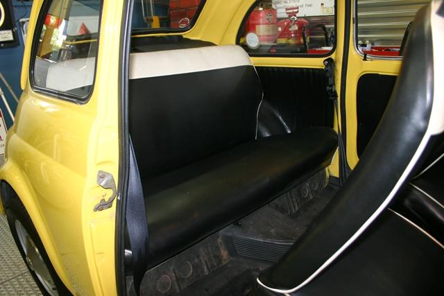 FIAT 500 フィアット 新車 中古車 デソート