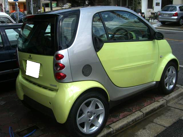 smart for two coupe スマート フォーツー クーペ 新車 中古車 デソート