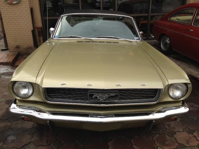 Ford Mustang フォード マスタング クーペ フルオリジナル 新車 中古車 デソート