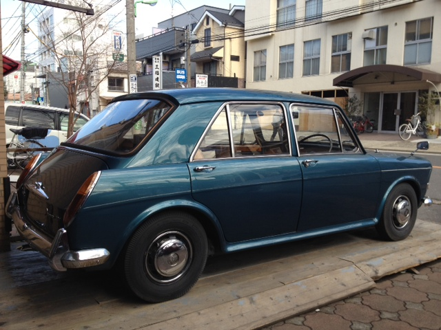 バンデンプラス プリンセス Vanden Plas Princess 新車 中古車 デソート