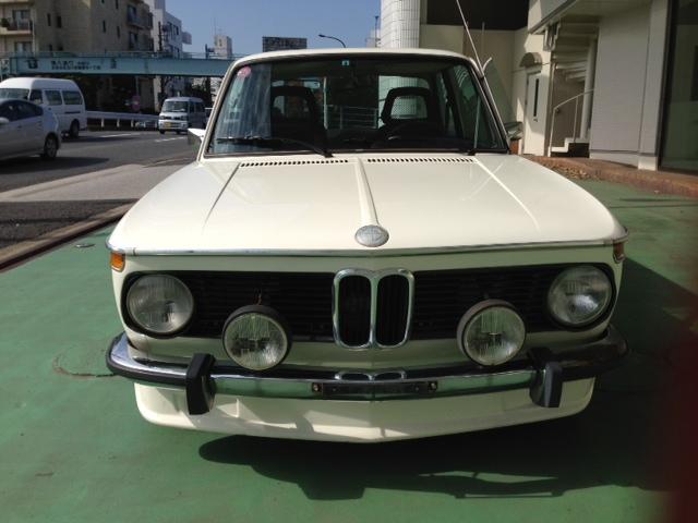 BMW 2002ti 新車 中古車 デソート