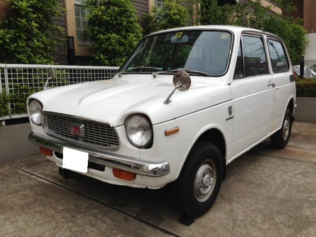 HONDA N360  ホンダ N360 新車 中古車 デソート