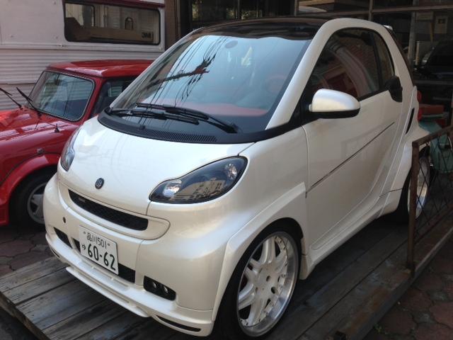 smart brabus  スマート ブラバス 新車 中古車 デソート