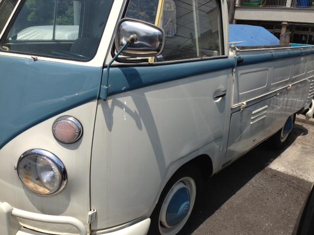 volkswagen single pickup  フォルクスワーゲン シングピックアップ 新車 中古車 デソート