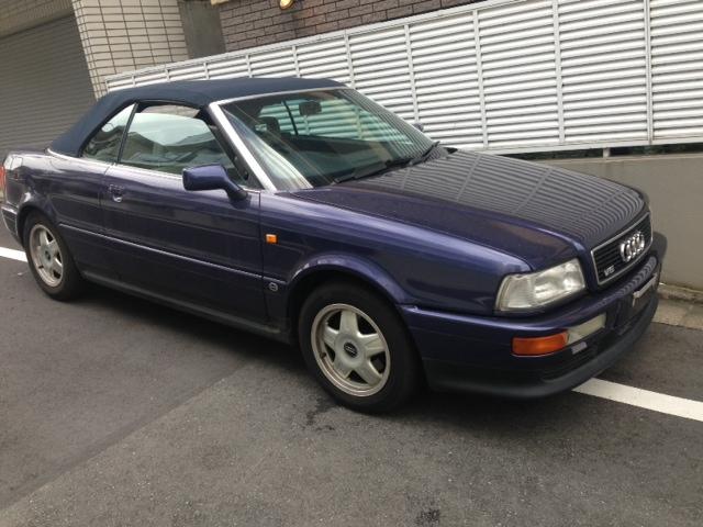 Audi 80E Convertible  アウディ 80E コンバーティブル 新車 中古車 デソート
