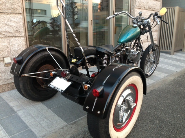 harley davidson trike ハーレーデヴィッドソン トライク 新車 中古車 デソート