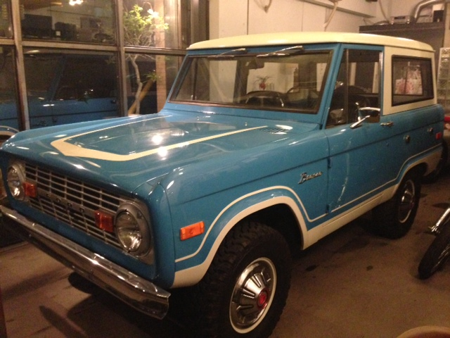 FORD EARLY BRONCO フォード アーリー ブロンコ 新車 中古車 デソート