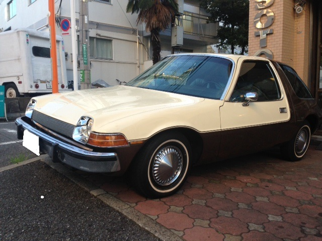 AMC PECER エーエムシー ペーサー 新車 中古車 デソート