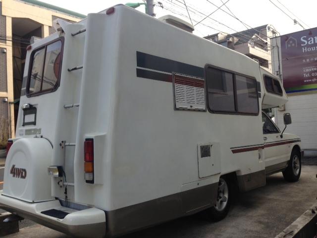 ISUZU rodeo moter home いすゞ ロデオ モーターハウス  新車 中古車 デソート