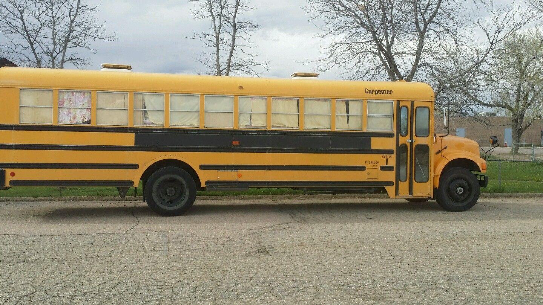 INTERNASHONAL SCHOOL Long BUS 72P インターナショナル スクールバス ロング 新車 中古車 デソート