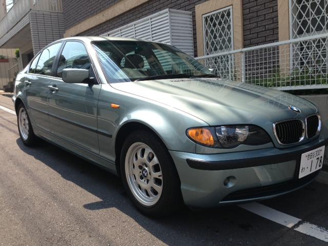 BMW 320iA  新車 中古車 デソート