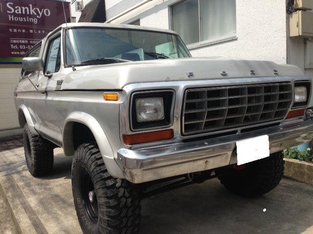 FORD BRONCOⅡ フォード ブロンコⅡ 新車 中古車 デソート
