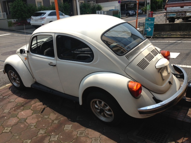 volks wagen beetle   フォルクスワーゲン ビートル 新車 中古車 デソート