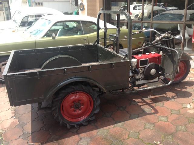 DAIHATSU TRACTOR ORIGINAL ダイハツ トラクター オリジナル 新車 中古車 デソート