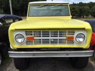 FORD EARLY BRONCO フォード アーリィブロンコ 新車 中古車 デソート
