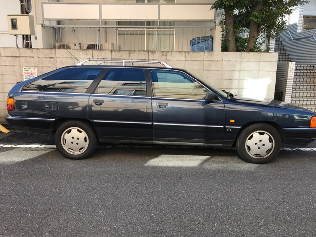 Audi 100CD AVANT   アウディ 100CD アヴァント 新車 中古車 デソート