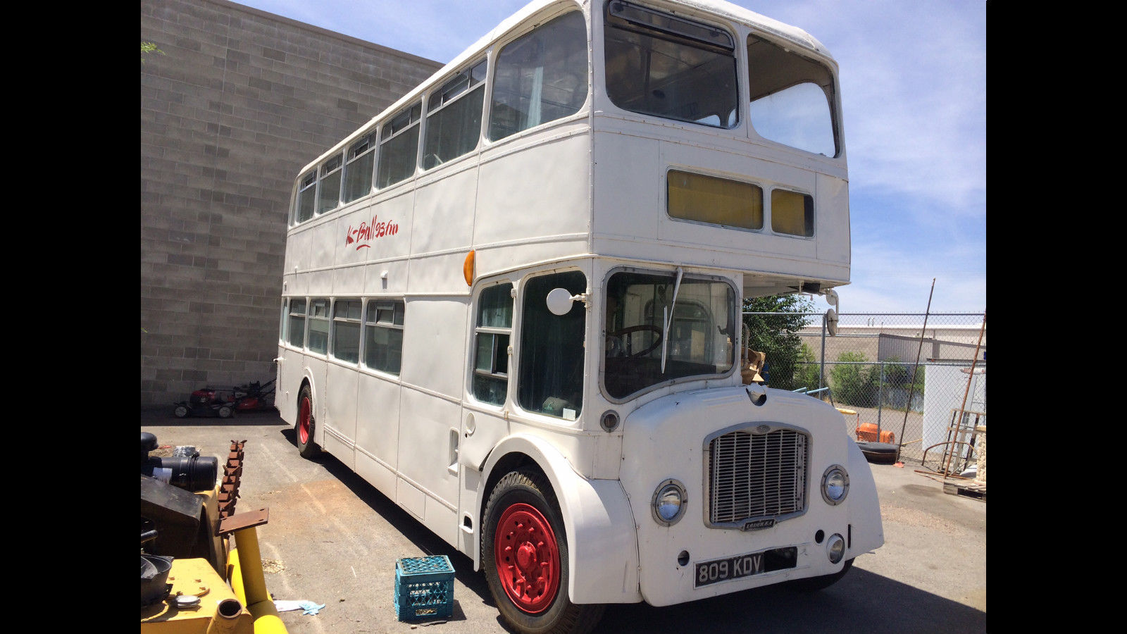 :CARBODTES LONDON BUS  ロンドンバス 新車 中古車 デソート
